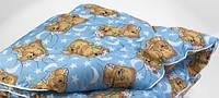 Одеяло детское в кроватку 100% овечья шерсть Украина 100 х 140, лучшая цена!