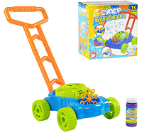 Детская каталочка с мыльными пузырями.Машина каталка для малышей.
