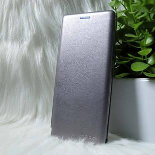 Чехол-книжка Huawei Y9 2019 серый
