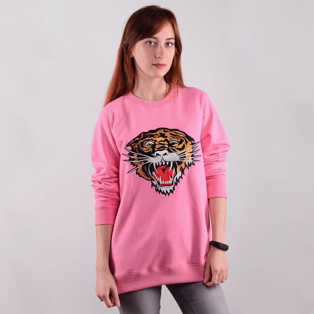 Свитшот женский HARDY розовый