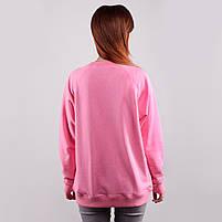 Свитшот женский HARDY розовый, фото 2