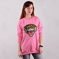 Свитшот женский HARDY розовый, фото 4