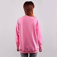 Свитшот женский HARDY розовый, фото 5