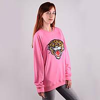 Свитшот женский HARDY розовый, фото 6