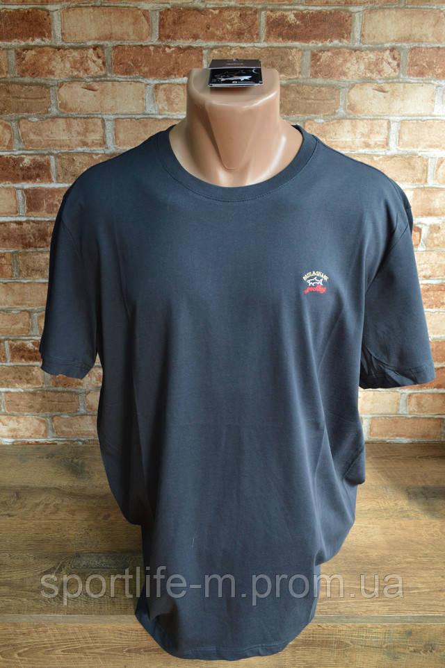 мужская футболка увеличенного размера