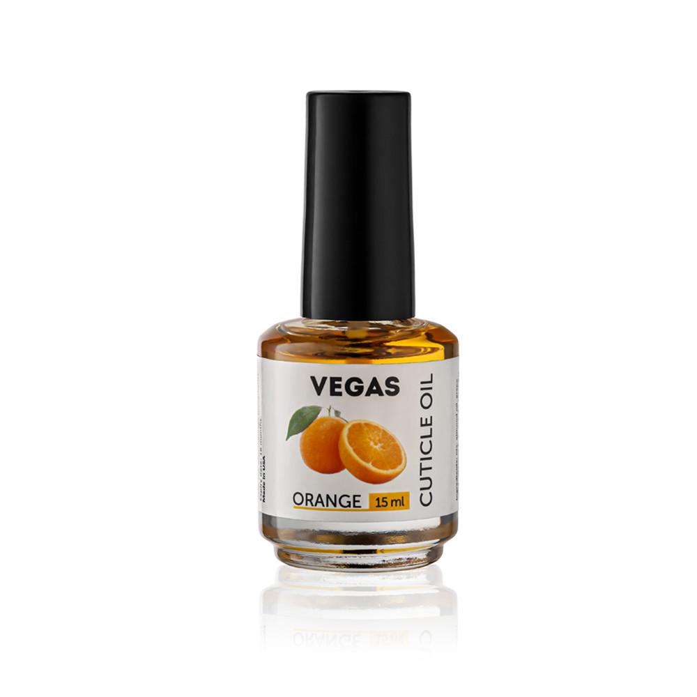 Масло для кутикулы Vegas Апельсин 15 мл