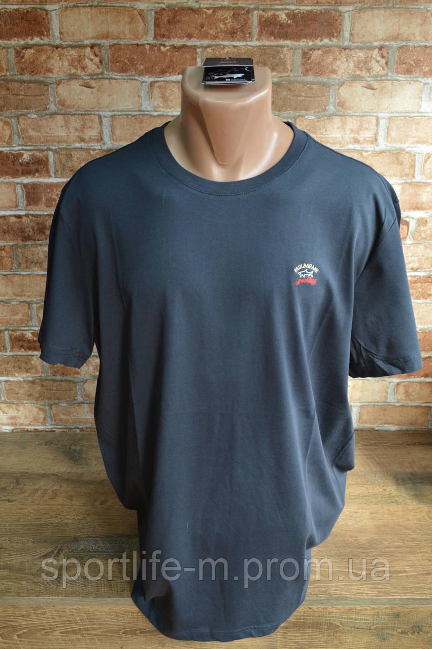 5038-Мужская футболка увеличенного размера Paul Shark-2020