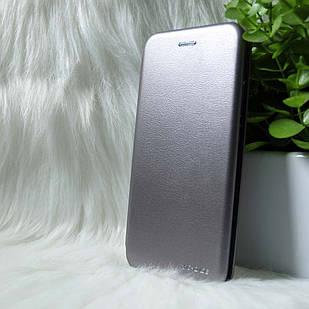 Чехол-книжка Huawei P Smart + серый