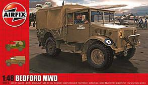 Bedford MWD Light Truck. 1/48 AIRFIX 03313