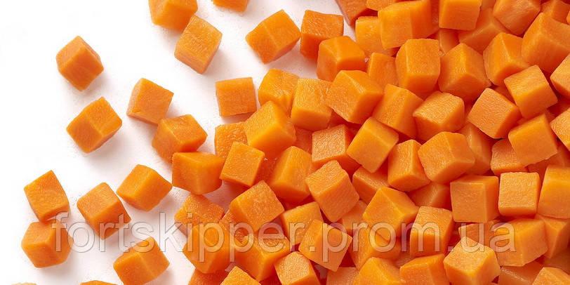 Лінія різноманітної нарізки моркви 700 кг/год Eillert
