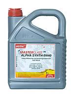 Моторное масло 0W40 ALPHA SYNTH 5л