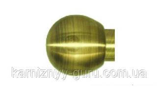 Декоративный наконечник Шар (Болонь)  ø 35мм