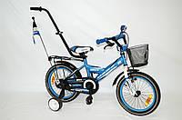 "Дитячий велосипед Mbike 16"" (Польша)"