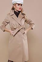 Базовое женское пальто, размер от 44 до 52, фото 2