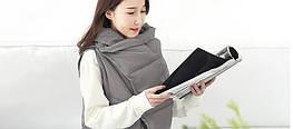 Мультифункциональное одеяло с подогревом Xiaomi PMA B20 Heating Silver