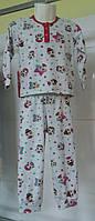 Дитяча піжама з штанами  D&C розмір 104