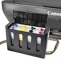 3 в 1: МФУ CANON E414 + СНПЧ Черный печать фото текста сканирование фотостудия принтер сканер копир хит, фото 6