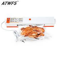 Вакууматор ATWFS G-88 вакуумный упаковщик бытовой 2003-05564, фото 1