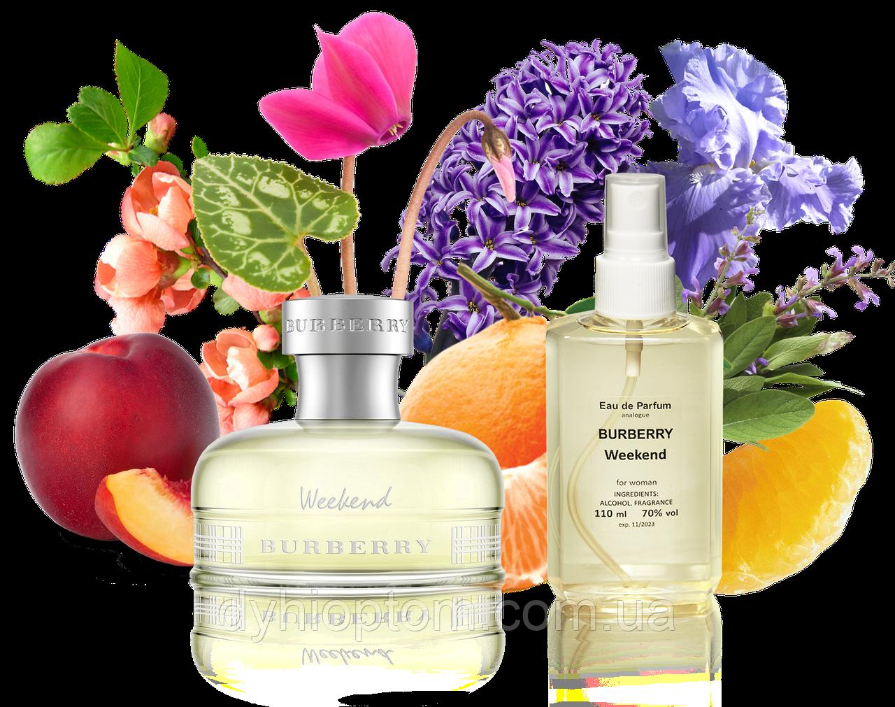 Аналог жіночого парфуму Weekend For Women 110ml в пластиці