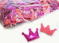 Нашивка на одежду для детей Корона 10 шт