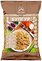 Крупа пшеничная булгур с сушеными овощами 700г ОЛИМП (1/10)