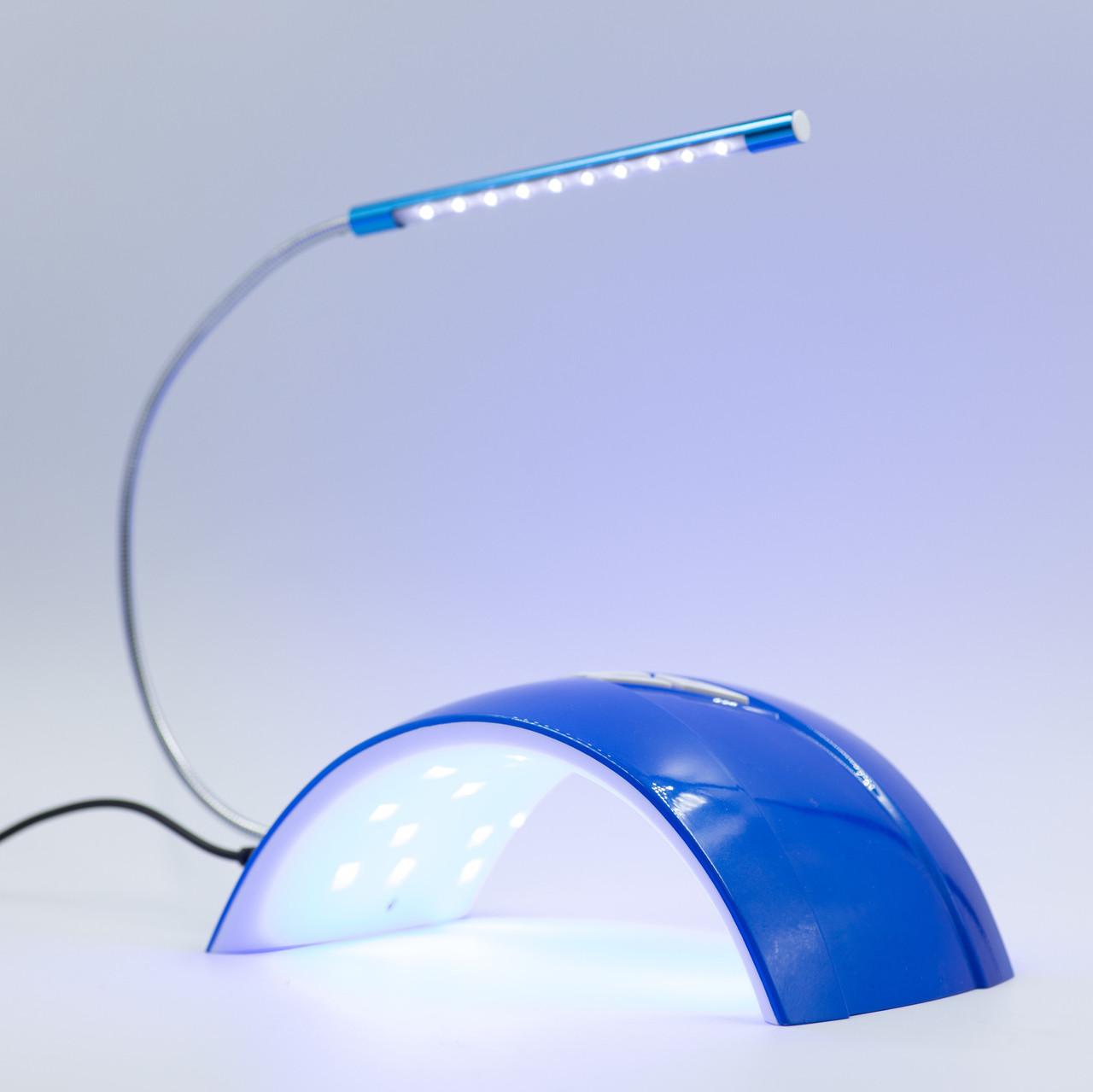 UV Led лампа для наращивания ногтей 48W SUN 668 с led освещением