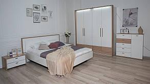 """Меблі в спальню """" Verona"""" від Embawood"""