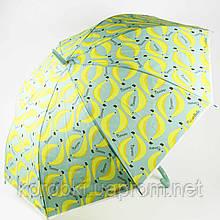 Зонт-трость ФРУКТЫ  905-14 (0301). Длина 81 см, диаметр 100 см. Полуавтомат