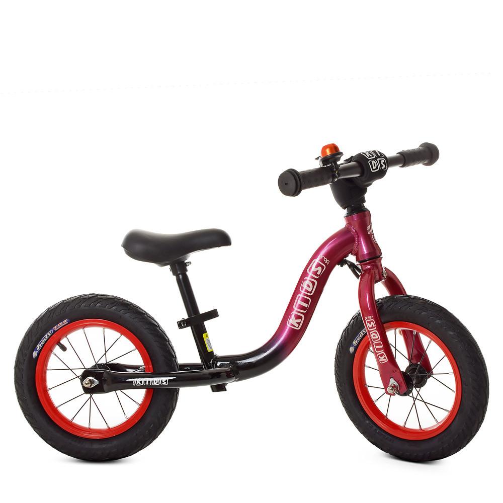 Беговел детский PROFI KIDS 12 д. W1203A-1 красный