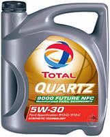 Масло моторное TOTAL Quartz Future NFC 9000 5W30 (4л)