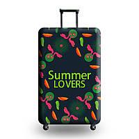 Защитный чехол для чемодана Summer Lovers и другие модели, фото 1