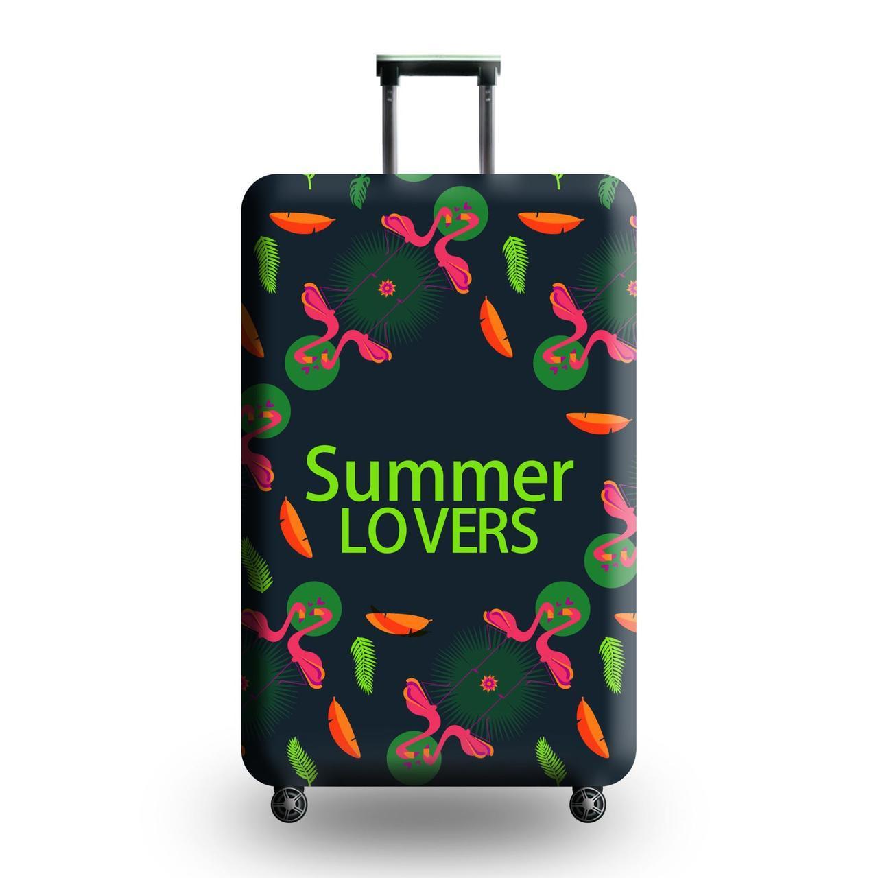 Защитный чехол для чемодана Summer Lovers и другие модели