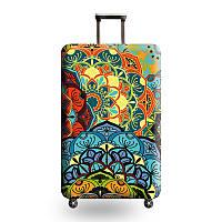 Защитный чехол для чемодана Абстракция #2 и другие модели, фото 1