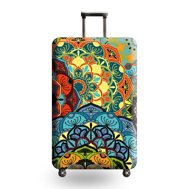 Защитный чехол для чемодана Абстракция #2 и другие модели