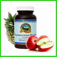 Натуральные ферменты для пищеварения Пищеварительные ферменты Фуд Энзим (Food Enzymes) NSP Original США