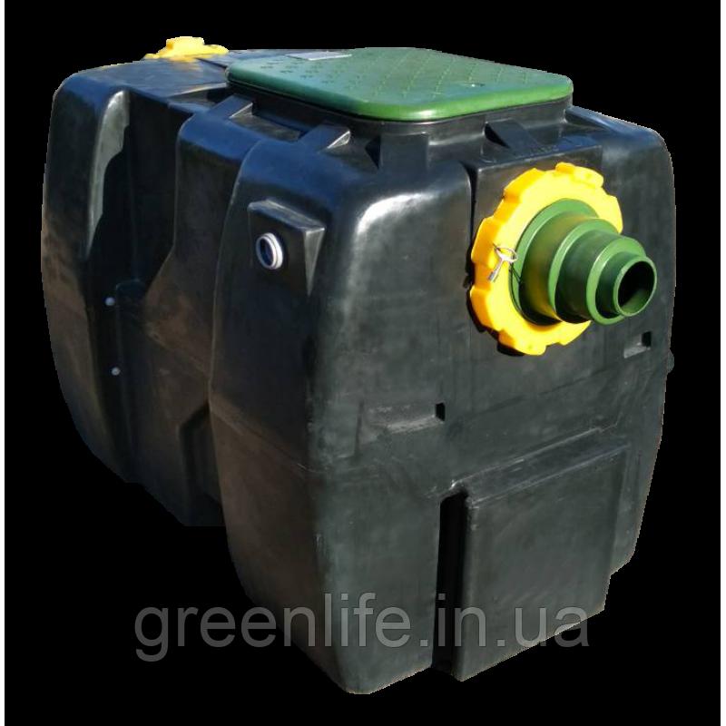 Сепаратор нефтепродуктов OIL 6,  сепаратор нефти, ( производительность 6 л/с)