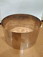 Формы для выпечки и сборки тортов высота 15 см ,диаметр 16 см