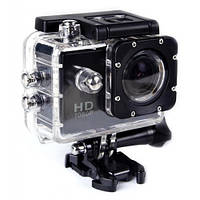 Экшн камера водонепроницаемая Спартак A7 Black (006236)