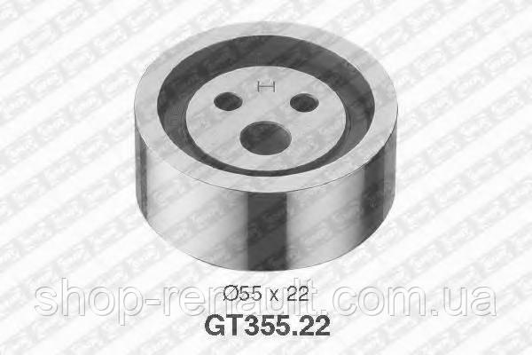 Ролик ГРМ (натяжна) Logan 1.4/1.6 MPI SNR, GT355.22