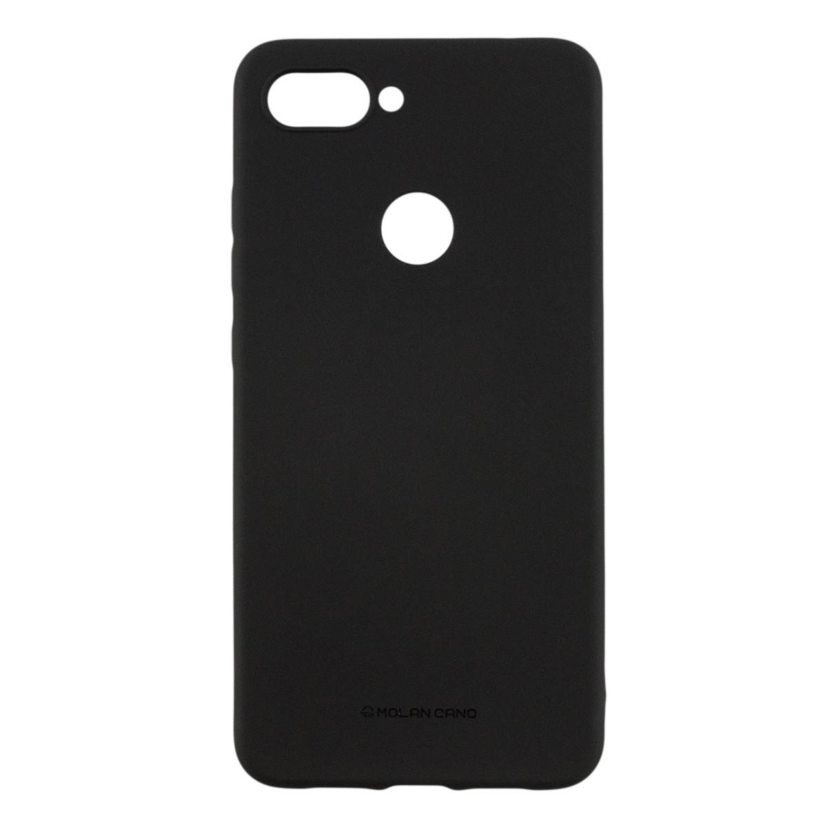 Оригинальный силиконовый чехол Molan Cano Jelly Case для Xiaomi Mi 8 Lite