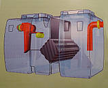Сепаратор нефтепродуктов OIL 8,  сепаратор нефти, ( производительность 8 л/с), фото 3