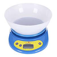 Весы кухонные электронные 0~5кг 22*17*11см E00018/ME-0910 (24шт)