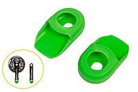 Защита лапки шатуна PVC салатный