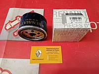 Фильтр масляный Renault 1.4/1,6/1.8/2,0 8V/16V, 1,5/1,9 dci (Оригинал) - 8200768913
