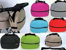 Аксессуары для колясок (сумки, игрушки на коляску, дождевики, люлька переноска, матрас в коляску)
