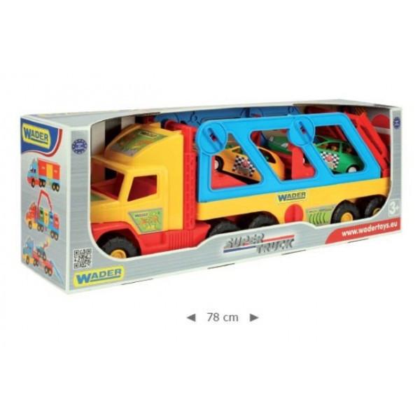 Тягач-автовоз Super Truck Wader
