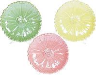 """Набор 6 декоративных тарелок """"Астра"""" Ø22см, керамика, фото 1"""