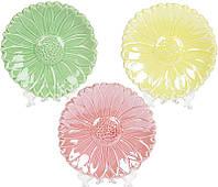 """Набор 6 декоративных тарелок """"Астра"""" Ø15см, керамика, фото 1"""