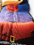 Стеганное одеяло-покрывало  National Geographic, фото 2