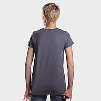 Женская футболка DWP серая, фото 3